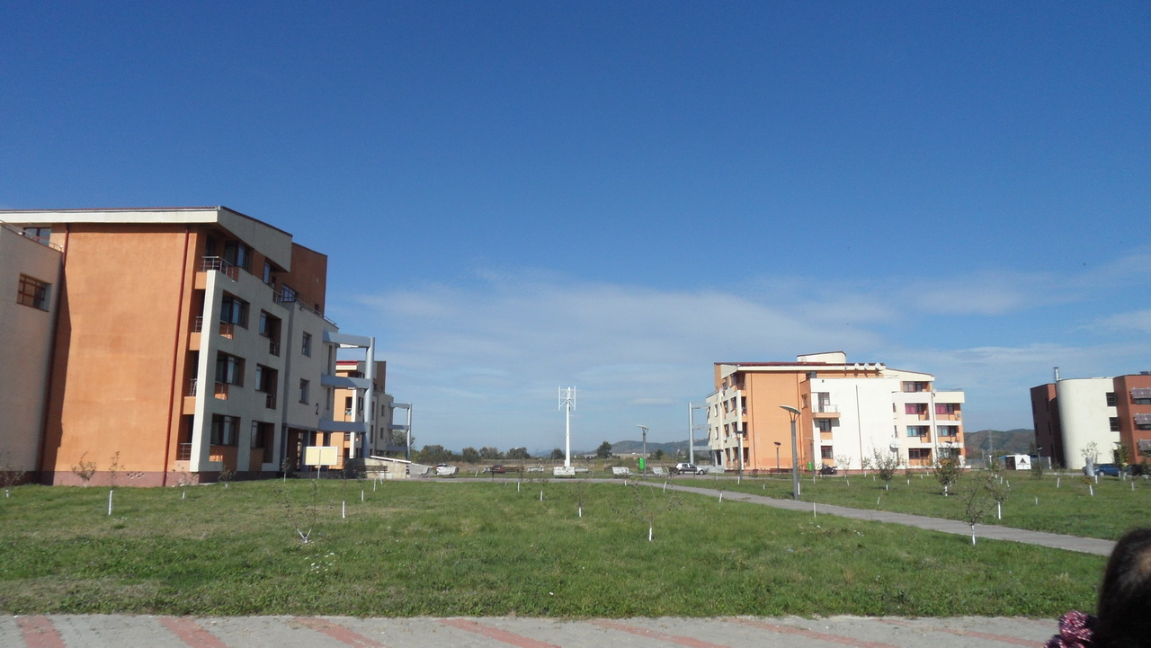 Teren Targoviste Campus Universitar