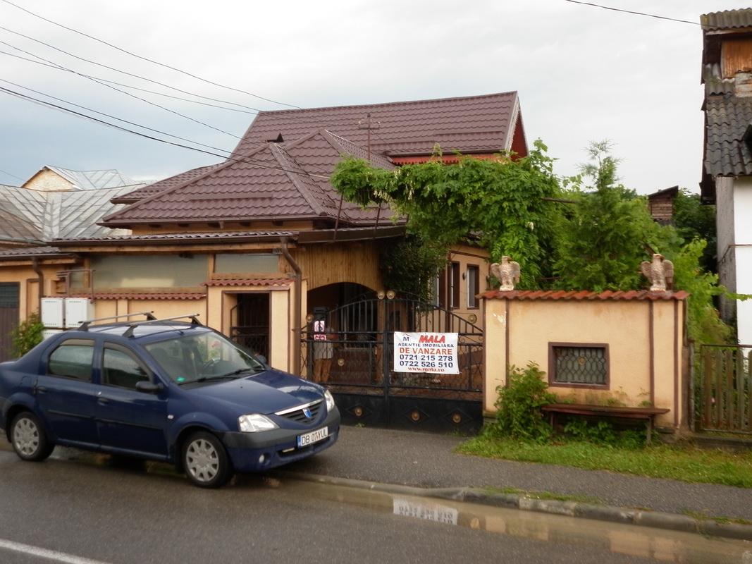 Casa in Pucioasa zona Serbanesti