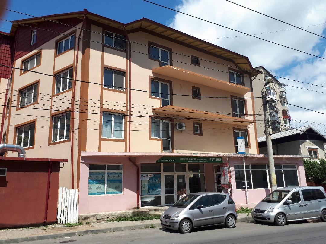 Bloc nou in Targoviste strada C-tin Brancoveanu