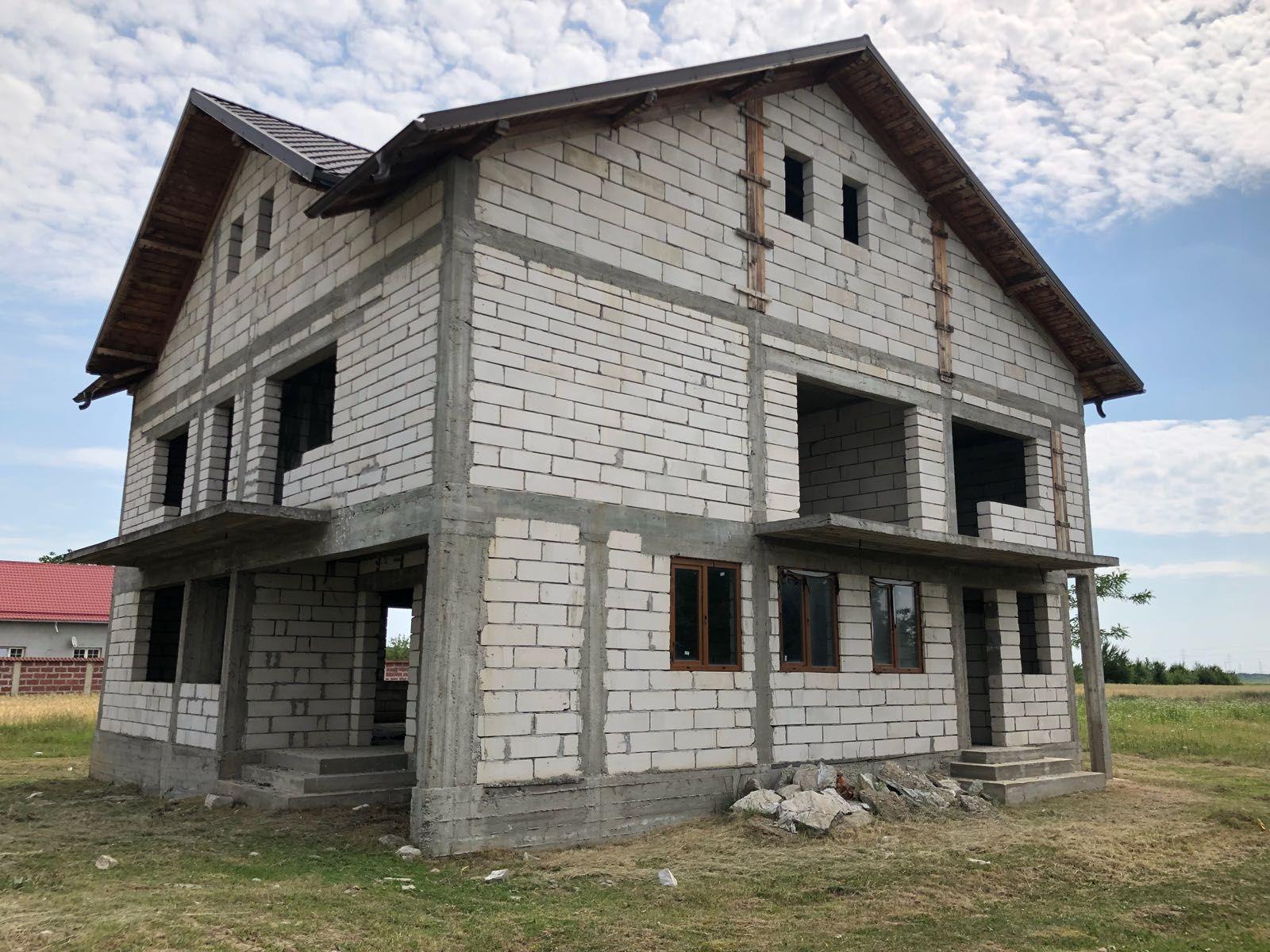 Casa in Geangoiesti